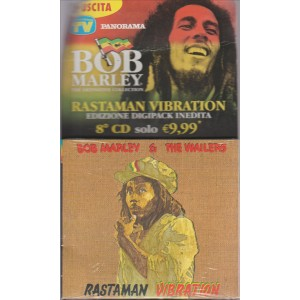 BOB MARLEY THE DEFINITIVE COLLECTION RASTAMAN VIBRATION N. 8