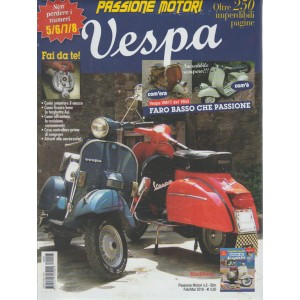 Passione Motori - VESPA - Oltre 250 imperdibili pagine