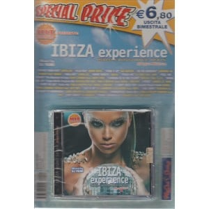 Hit Mania ppresents: CD  IBIZA Experience mixed Crossdance Beats by DJ YUMI