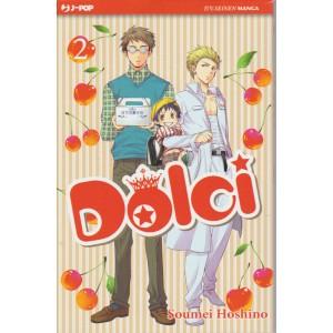 Manga - Dolci #2 - di Soumei Hoshino edizione J-POP