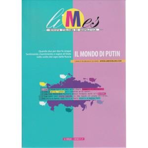 """Limes mensile 1/2016 - Il Mondo Di Putin """"quand due x due fa cinque""""..."""