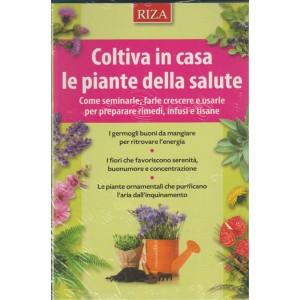 Coltiva in casa le Piante della Salute - edizione RIZA