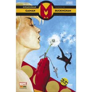MIRACLEMAN DI GAIMAN & BUCKINGHAM 2 - MARVEL COLLECTION 46 - Marvel Italia