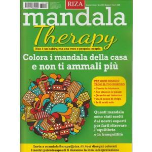 Mandala Therapy - bimestrale RIZA n. 2 Febbraio 2016