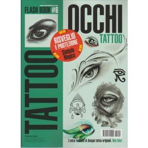 """TATTOO BOOK #6  """"Occhi tattoo"""""""