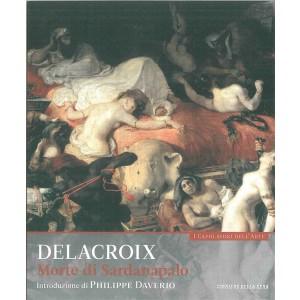 I capolavori dell'arte - DELACROIX Norte di Sardanapalo- vol. 20