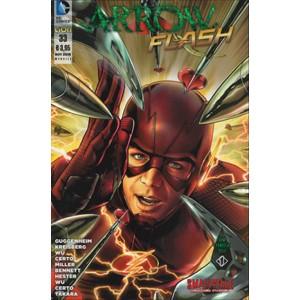 Arrow/Smallville 33 - DC Comics Lion