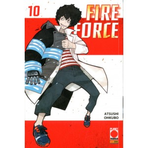 Fire Force - N° 10 - Fire Force - Manga Sun Planet Manga