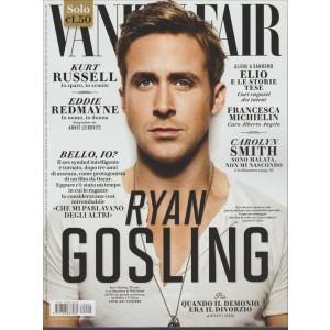 VANITY FAIR - settimanale n. 5 - 10 Febbraio 2016 Ryan Gosling