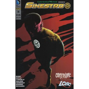 Lanterna Verde Presenta: Sinestro 14 - DC Comics Lion
