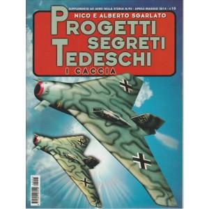"""Progetti segreti Tedeschi """"I CACCIA"""" by Aerei nella Storia"""