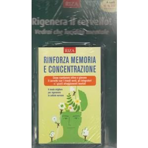RINFORZA MEMORIA E CONCENTRAZIONE. IL MODO MIGLIORE PER RIGENERARE LE CELLULE NERVOSE.