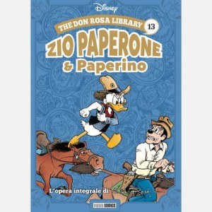 The Don Rosa Library Zio Paperone & Paperino - Uscita Numero 13