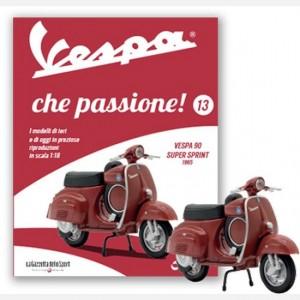 Vespa che passione! Vespa SS 90 (1965)
