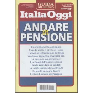 GUIDA GIURIDICA ITALIA OGGI ANDARE IN PENSIONE
