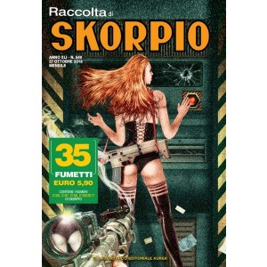 RACCOLTA SKORPIO RACCOLTA N. 0549