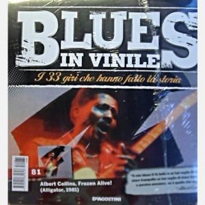 Blues in Vinile Albert Collins, Frozen Alive!