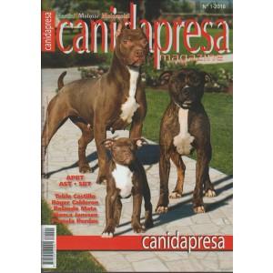 Cani Da Presa Magazine - Bimestrale n. 1 Gennaio 2016