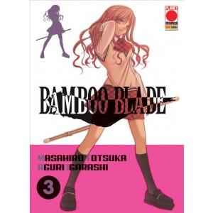 Manga: BAMBOO BLADE 3 - CAPOLAVORI MANGA 123 - Planet Manga Panini Comics