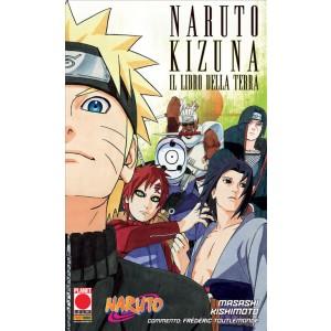 Manga: NARUTO KIZUNA IL LIBRO DELLA TERRA-MANGA SUPERSTARS 112-Planet Manga
