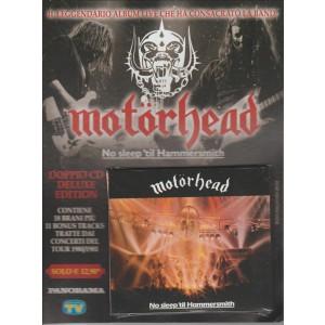 Doppio CD Motorhead delux edition - Np sleep'til Hammersmith