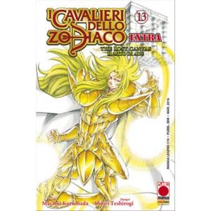 Manga I CAVALIERI DELLO ZODIACO THE LOST CANVAS IL MITO DI ADE EXTRA 13