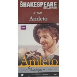 DVD AMLETO con D.Jacobi e C.Bloom -The Shakespeare Collection 2° uscita