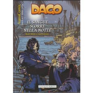 """Aureacomix n.71 - Dago """"Il sangue scorre nella notte"""" di R.Wood e C.Gomez"""