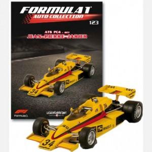 Formula 1 Auto Collection Ats - Penske Pc4 - 1977