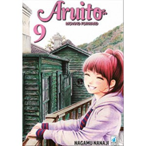 Manga: ARUITO - MOVING FORWARD #9 - Star Comics collana Shot #200