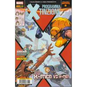 I NUOVISSIMI X-MEN 32 - I NUOVISSIMI X-MEN PRESENTA PROGRAMMA EXTINZIONE 2