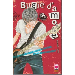 MANGA LOVE 147 - BUGIE D'AMORE 17 - Planet manga Panini comics