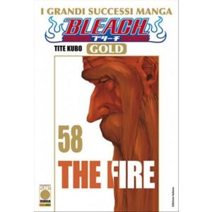 Manga: BLEACH MANGA GOLD 58 - Planet manga Panini Comics