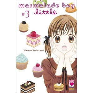 MARMALADE BOY LITTLE 3 - MANGA RAINBOW 23 - Planet Manga Panini Comics