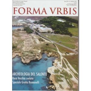 Forma Urbis mensile n. 2 Febbraio 2016