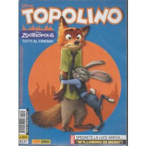 Topolino Disney n. 3143 - 23 Febbraio 2016 - Panini comics