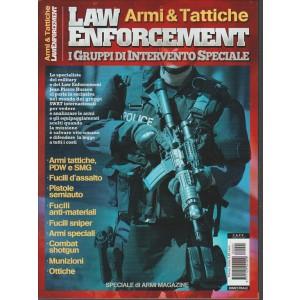 Armi & Tattiche - LAW ENFORCEMENT - I gruppi di intervento speciale