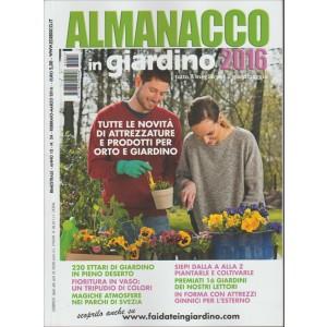 In Giardino - Almanacco 2016 - tutto il meglio per il giardinaggio