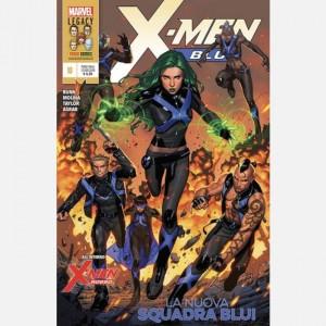 I nuovissimi X-Men Xmen Blu N°13