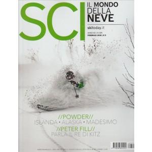 SCI il mondo della neve - mensile n. 325 Febbraio 2016