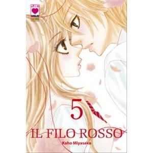 Manga: IL FILO ROSSO 5 - RED 5 - Planet Manga Panini comics