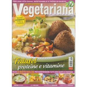 la mia cucina Vegetariana mensile n. 55 Settembre 2014
