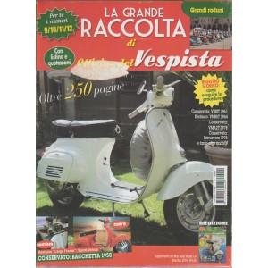 La grande raccolta di Officina del Vespista - Fascicoli 9-/10/11/12