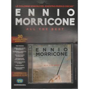 Doppio Cd Ennio Morricone ALL THE BEST by Sorrisi e Canzoni TV