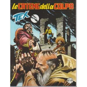 TEX. LE CATENE DELLA COLPA. N. 625.