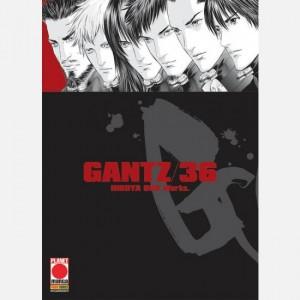 Gantz (Hiroya Oku Works.) Gantz nuova edizione N° 36