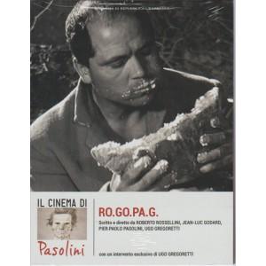 DVD Ro.Go.Pa.G - collana Il Cinema di Pasolini by La Repubblica/l'Espresso