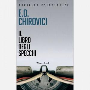 OGGI - I grandi thriller psicologici Il libro degli specchi di Eugen Chirovici
