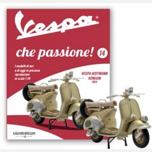 Vespa che passione! Vespa Hoffmann Konigin  (1954)