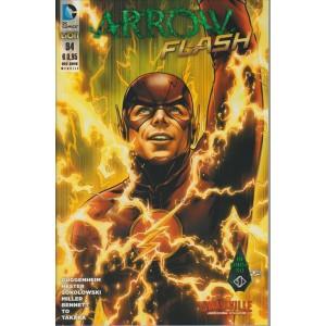 Arrow/Smallville 34 - DC Comics lion